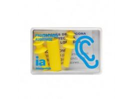 Interapothek tapón oído de silicona para niños 2uds