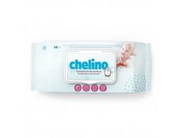 CHELINO TOALLITAS INFANTILES 60 UDS.