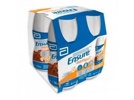ENSURE NUTRIVIGOR CHOCOLATE 220ML X 4UDS