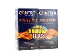 CONTROL MEGA AHORRO FINISSIMO 12+12